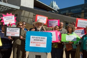 Press Conference RE: Austin Energy Governance 2-13-13